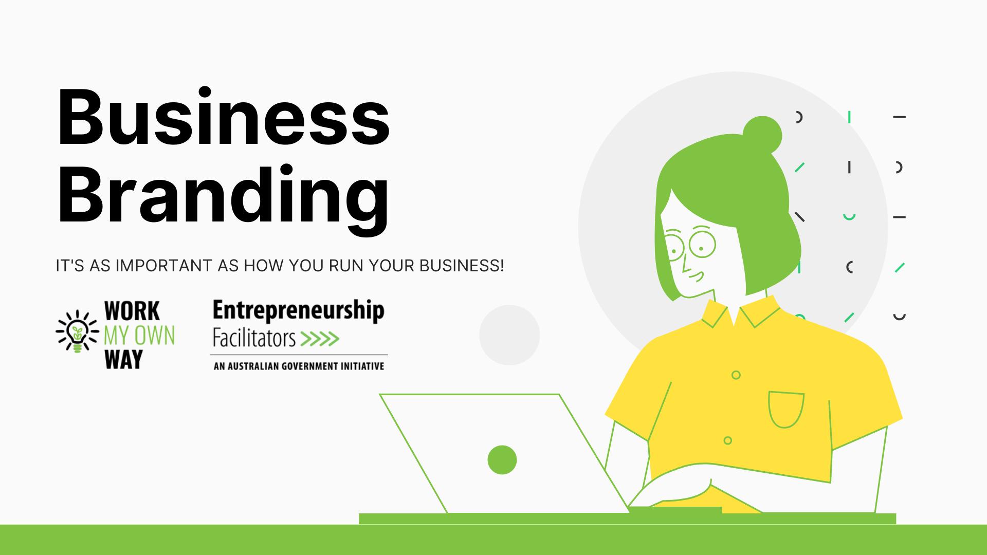 Business Branding blog post