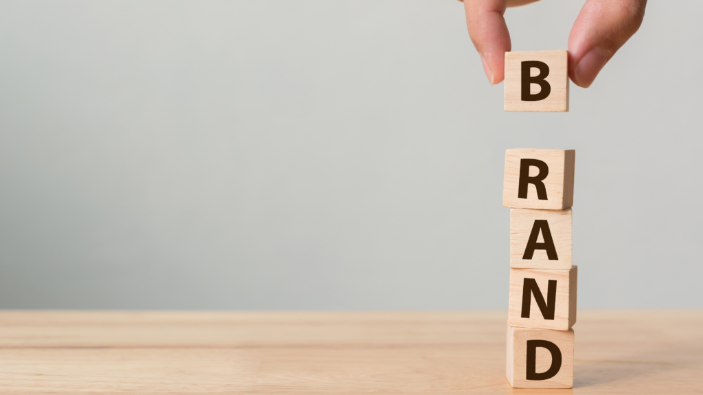 Your Business Brand building blocks