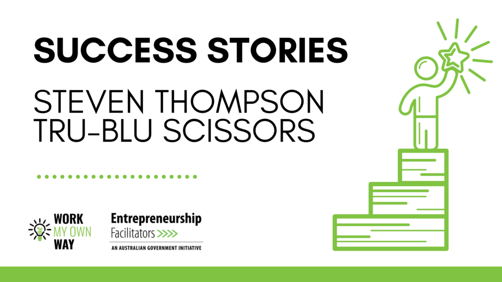 Gippsland success story TruBlu Scissors