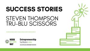 Gippsland success story TruBlu Scissors