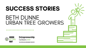 Success stories Beth Dunne Urban Tree Growers
