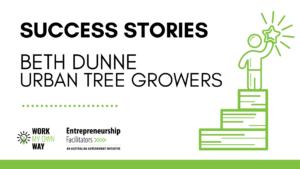 Success stories Beth Dunne Urban Tree Growers