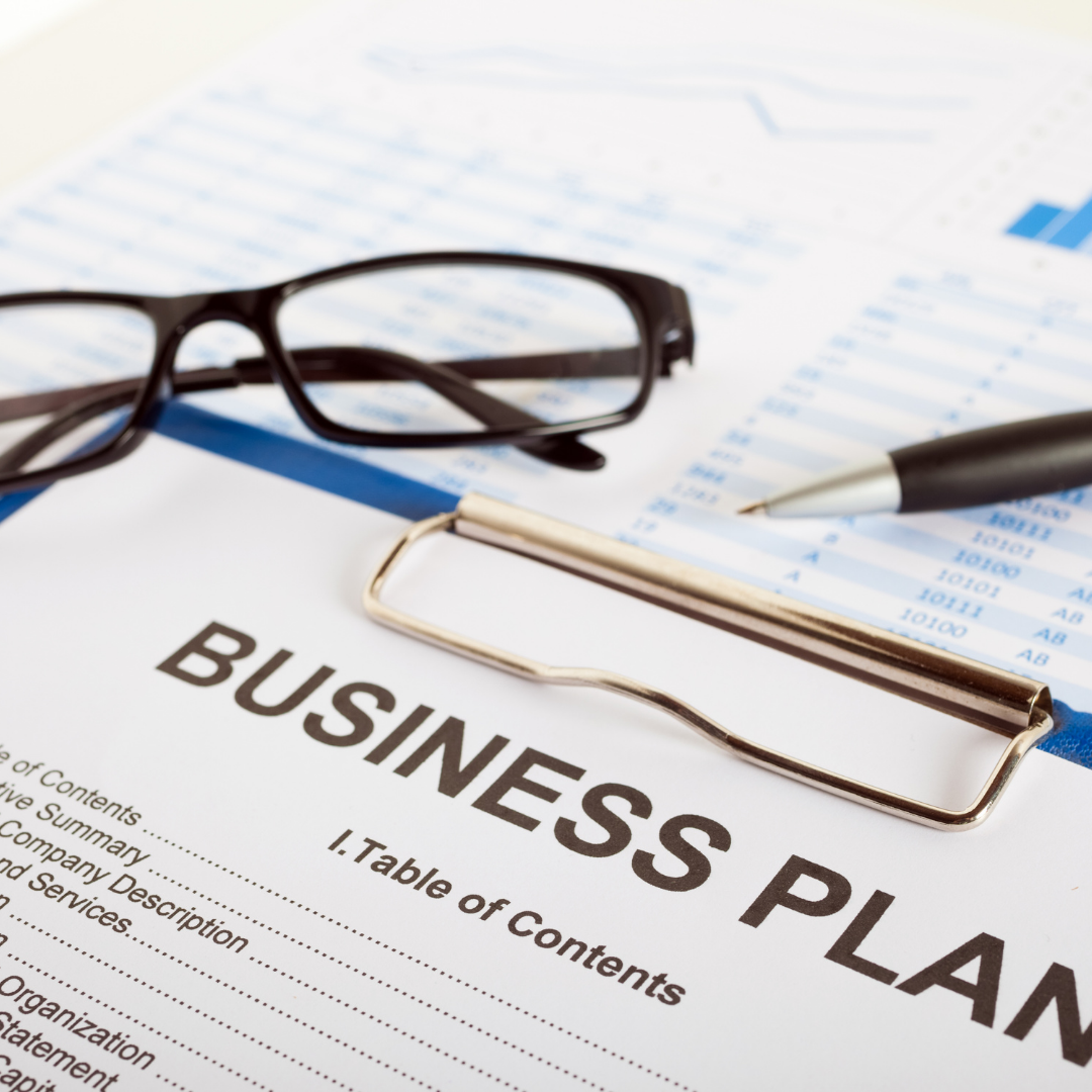 Create a business plan for your business